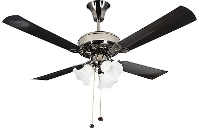 Crompton Uranus 48-inch Decorative Ceiling Fan