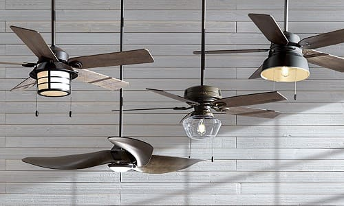 Different Types of Ceiling Fans