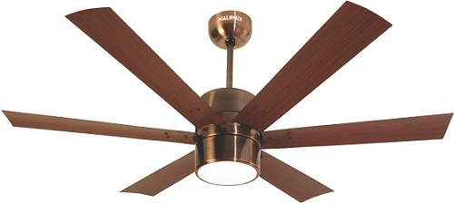 Halonix Hexa Antique Ceiling Fan